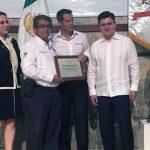 Reconocimiento a Hotel La Hacienda por parte de la Asociación Mexicana de Hoteles y Moteles de Oaxaca, A.C.